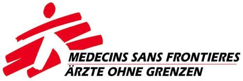 Logo von Ärzte ohne Grenzen